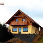 Výstavba celoročně obyvatelné chaty - Blansko Češkovice