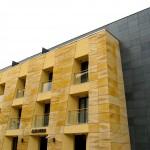 Konstrukce tesařské, klempířské Tizn - Luhačovice, lázeňský areál Alexandria