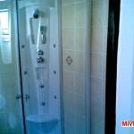 Vybudování koupelny v půdním prostoru - RD Sloup