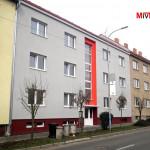Zateplení fasády, klempířské práce, přesazení hromosvodu - BD Boskovice