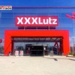 Klempířské práce TiZn, nátěry fasády - Brno XXXLutz