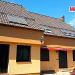 Renovace RD domu - Liberec
